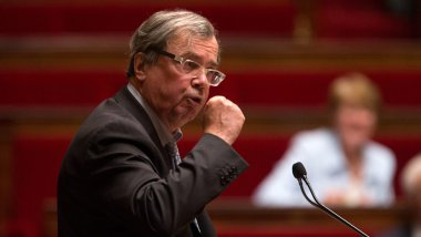 Alain Tourret, député du Calvados / © IP3 PRESS/MAXPPP