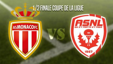 Coupe de la Ligue : AS Monaco vs AS Nancy Lorraine / © Infographie : Cassandra Bijeard