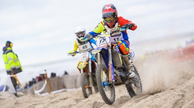 Suivez en direct l'Enduropale juniors.
