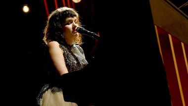 Norah Jones en 2015 à Los Angeles / © AFP