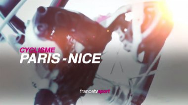 Paris-Nice 2017 en direct sur France 3 TV et web / © France 3
