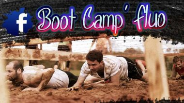 Boot camp fluo jeudi 9 mars 2017 à Evreux / © Facebook Boot Camp'Fluo