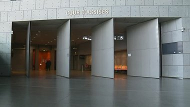 La cour d'assises de Grenoble. Photo d'illustration. / © France 3 Alpes