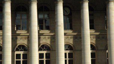 La bourse de Paris. / © CCsearch
