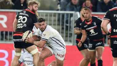 Bordeaux-Bègles/Stade Toulousain / © AFP