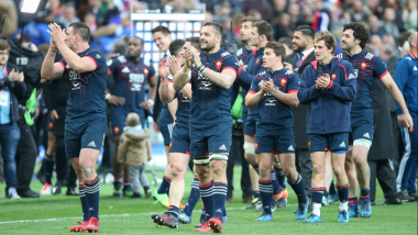 Archives, tournois des 6 nations: France v Pays de Galles / © MAXPPP