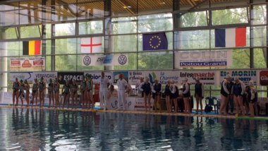 Grand week-end de waterpolo à saint-Jean-d'Angély / © France 3 Poitou-Charentes / V. Prétot