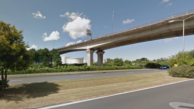 Le viaduc de Calix / © Google Streetview