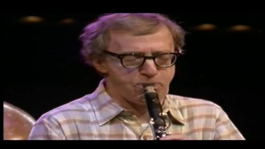 Woody Allen et son New Orleans Jazz Band au théâtre Anthéa.
