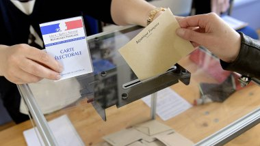Un bureau de vote (image d'illustration). / © PHOTOPQR/OUEST FRANCE/MAXPPP