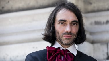 Le mathématicien Cédric Villani. / © IP3 PRESS/MAXPPP
