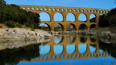Le Pont du Gard / © Creative Commons