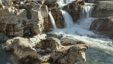 Les cascades du Sautadet, dans le Gard (Photo d'illustration) / © Creative Commons