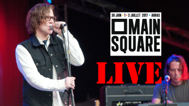 Mark Lanegan Band en direct du Main Square Festival d'Arras ce dimanche à 15h30 / © MaxPPP