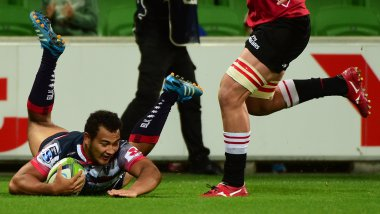 Toulon recrute Jonah Placid. / © PAUL CROCK / AFP