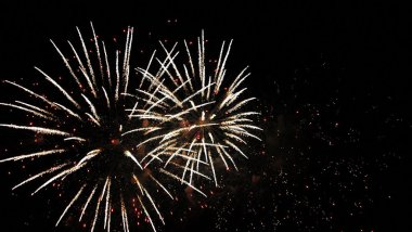 feux d'artifice, via Flickr / © isamiga76