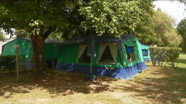 Parcey : le camping / © Philippe Arbez