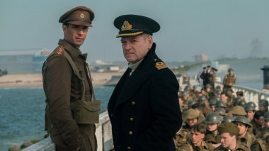 "James d'Arcy et Kenneth Branagh dans ""Dunkerque"" / © 2017 Warner Bros. Entertainment Inc. All rights reserved / Melinda Sue Gordon"