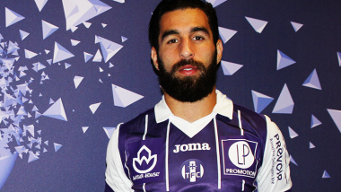 Jimmy Durmaz, l'auteur du but toulousain / © TFC