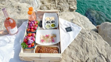 Pic-nic chic / © DR