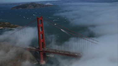 illustration San Francisco / © JUSTIN SULLIVAN / AFP