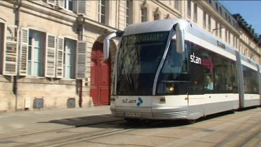 Le tram à Nancy / © France 3 Lorraine
