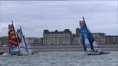 Tour de France à la voile - Juillet 2016 / © France 3 Normandie