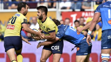 6ème journée du Top 14 : Clermont s'incline face à Castres 23 à 29. / © AFP/Thierry Zoccolan