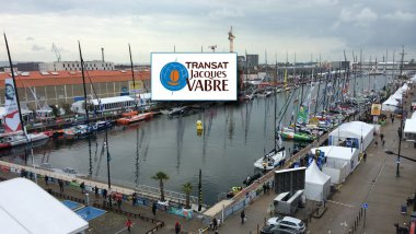 Le Havre : le bassin Paul Vatine en 2015 / © Photo : Richard PLUMET / France 3 Normandie