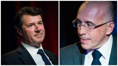 Christian Estrosi vs. Eric Ciotti ? / © France 3