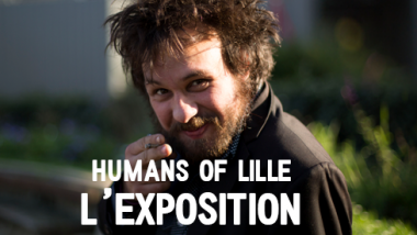 "© Marion Quesneau / Page Facebook ""Humans of Lille"""