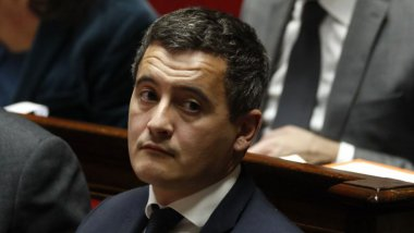 Gérald Darmanin (archives) / © AFP