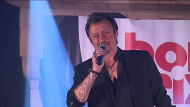Richy, le sosie officiel de Johnny Hallyday. / © @F3Nord