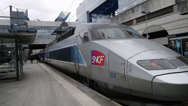 Un TGV en gare de Rennes (illustration). / © CC by chisloup via Wikimedia Commons
