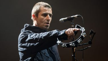 Liam Gallagher, ex chanteur du groupe Oasis / © Robin Pope - maxppp