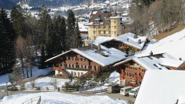 Image d'illustration, station de Gstaad / © Wikimedia commons
