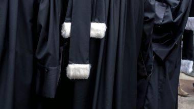 Une robe d'auxiliaire de justice (image d'illustration). / © IP3 PRESS/MAXPPP