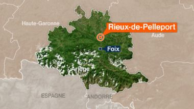 illustration carte Rieux-de-Pelleport (09) / © France 3