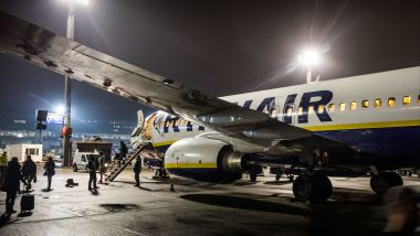 Toulouse base possible pour RyanAir / © Maxppp Frank Rumpenhorst