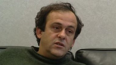 Michel Platini (photo d'archive). / © FTV