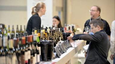 Vinisud: près de 1500 exposants et 400 acheteurs VIP internationaux. / © PHOTOPQR/LE MIDI LIBRE/MAXPPP