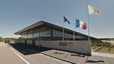 L'aéroport de Brive Vallée de la Dordogne. Photo d'illustration. / © Google street view
