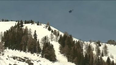 Image d'illustration : hélicoptère du PGHM de Chamonix / © France 3 Alpes