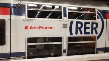 Le RER A (image d'illustration). / © PHOTOPQR/LE PARISIEN/MAXPPP