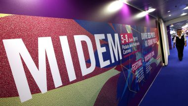 Le salon du Midem à Cannes (archives). / © MAXPPP