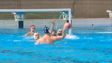 Waterpolo: Montpellier - Marseille 6-6