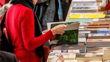 Le salon du livre 2018. / © IP3 PRESS/MAXPPP