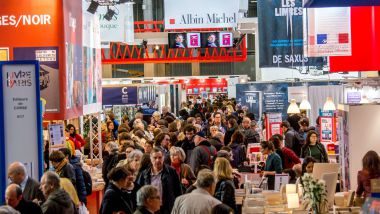Le salon du livre 2018, à Paris. / © IP3 PRESS/MAXPPP