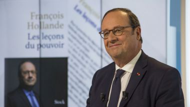 François Hollande / © André Abalo - France 3 Limousin