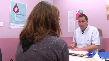 Consultation à l'hôpital de Dieppe / © France 3 Normandie
